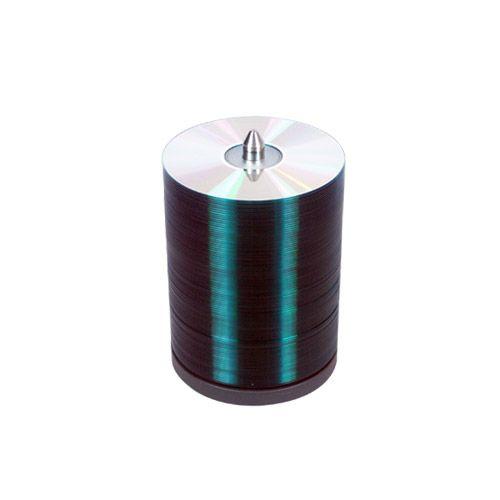 CD-R 700MB Silver Shiny, VPE 100 Stk.