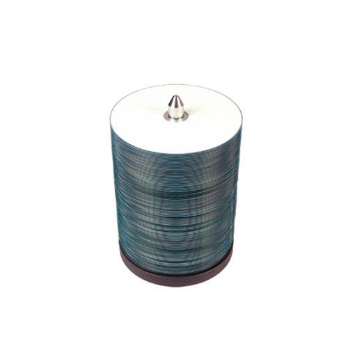 CD-R 700MB Inkjet White FS Silver Dye, VPE 100 Stk.