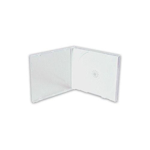 Jewel Box, weißes Tray, VPE 25 Stk.