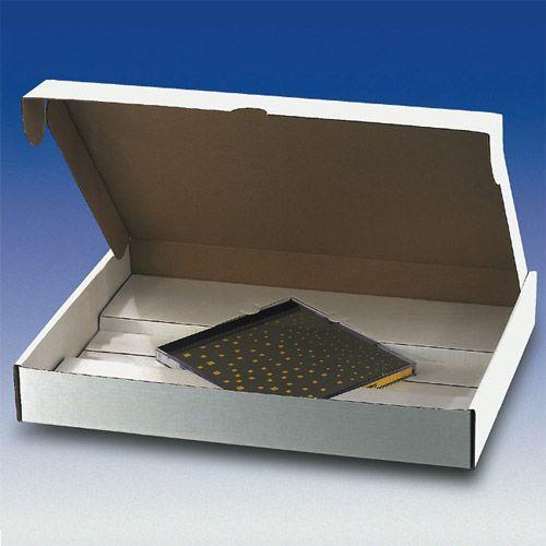 A4-Maxibriefbox mit CD-Einsatz, VPE 50 Stk.