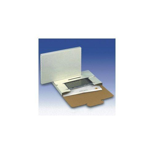 ABVERKAUF DiscBox CD1, ohne Fenster, VPE 25 Stk.