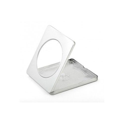 CD Metallbox mit Sichtfenster, VPE 20 Stk.