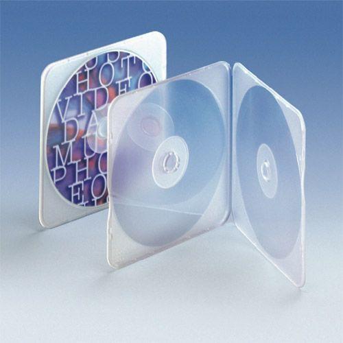 Mailcase für 12cm Disc, VPE 20 Stk.