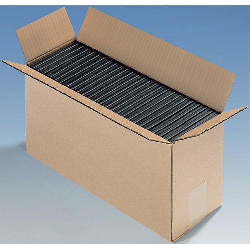 Wellpapp-Faltbox für 25 DVDs, VPE 25 Stk.