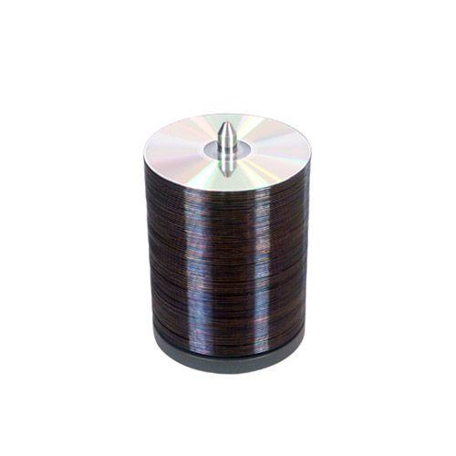 DVD-R 16x Silver Shiny, VPE 100 Stk.
