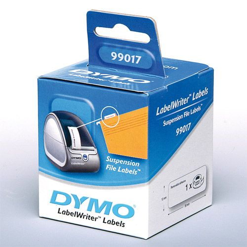 Dymo 99017 Etiketten für Hängeablagen