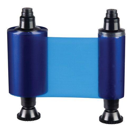 Blue Monochrom Ribbon für Pebble / Dualys / Quantum