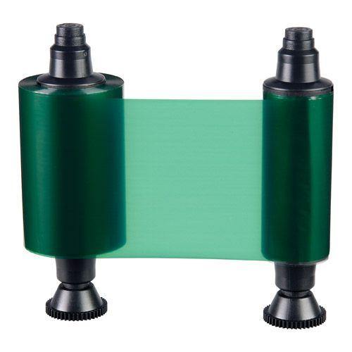 Green Monochrom Ribbon für Pebble / Dualys / Quantum