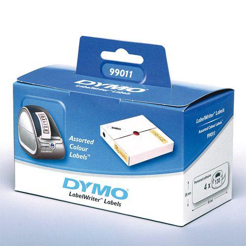 Dymo 99011 Adress-Etiketten sortiert
