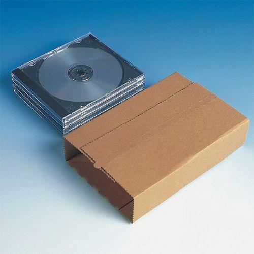 Vario CD für bis zu 6 CDs, VPE 100 Stk.