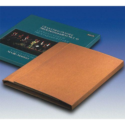 Vinyl-Verpackung für LP, VPE 20 Stk.