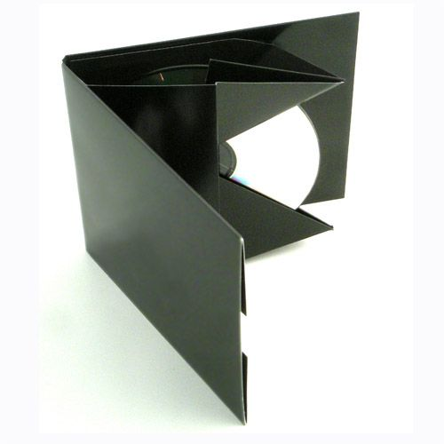 Jakebox CD, schwarz, VPE 50 Stk.
