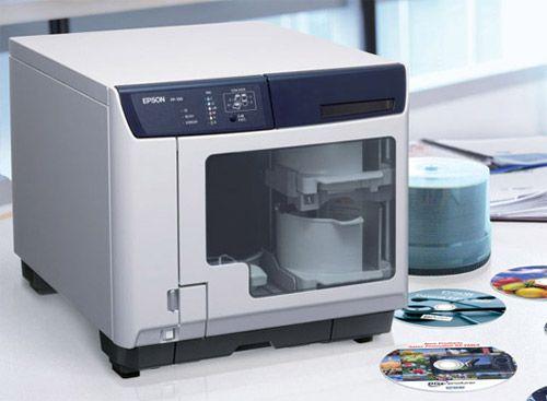 EPSON Discproducer PP-100 II Mac/Win mit 2 Laufwerken