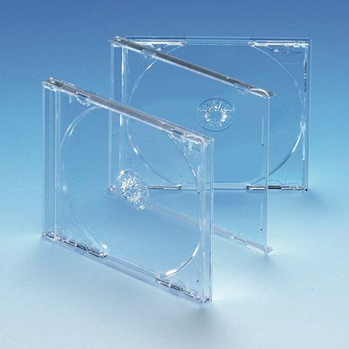 Jewel Box, transparentes Tray, VPE 25 Stk.