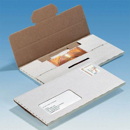 DiscBox für Mini-CD/Disketten, VPE 25 Stk.