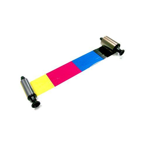 5 Panel Color Ribbon YMCKO für Pebble / Dualys