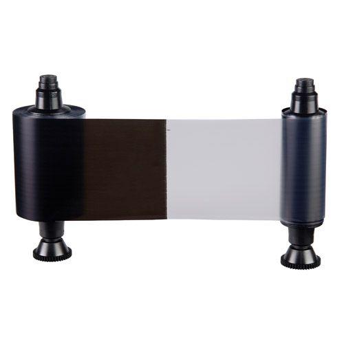 2 Panel Color Ribbon Black + Varnish für Pebble / Dualys / Quantum