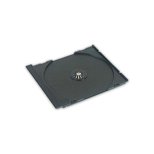 Schwarzes Tray für Jewelbox, VPE 58 Stk.