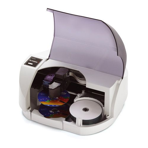 Disc Publisher SE-3 Auto Printer Win/Mac