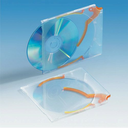 Flip'n Grip Box, Griff: orange transparent, VPE 20 Stk.