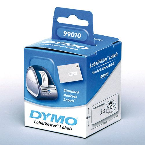 Dymo 99010 Adress-Etiketten